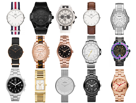 The Watch Collection