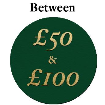 Gifts between £50 & £100